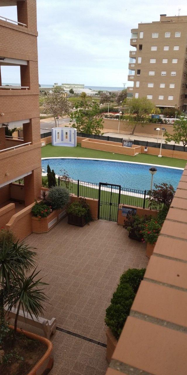 Contacto alquiler apartamento en Marina D´or