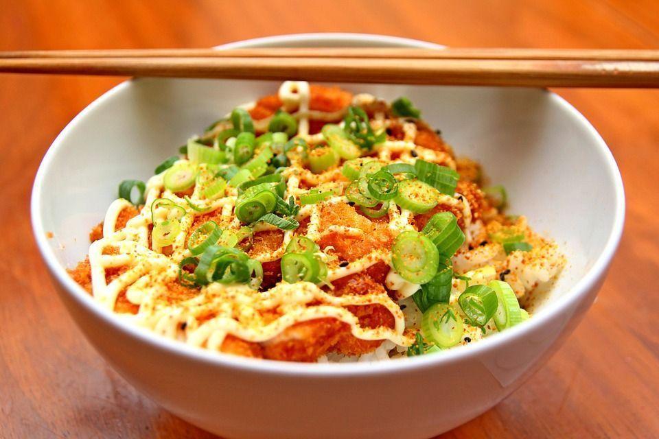 Recetas comida china (INGLÉS)